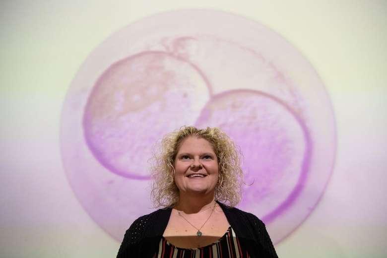 Hadir dalam acara Museum Sains London pada Juli 2018 lalu, Louise akan merayakan ulang tahunnya yang ke-40. (Foto: Leon Neal/Getty Images)