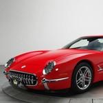 Corvette Bergaya Klasik Ini Punya Jeroan Masa Kini!