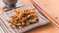 Dikonsumsi Sejak Ribuan Tahun Lalu, Serangga Kini Makin Banyak Diburu Karena Nutrisinya