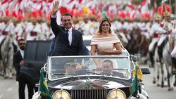 Presiden Baru Brasil Dilantik, Venezuela dan Kuba Tak Diundang