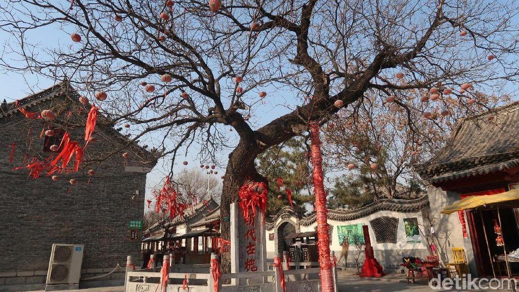 Foto: Desa Pembuat Kertas Tahun Baru Imlek yang Legendaris di China