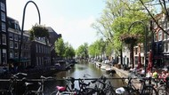 Cerita Diego dan Marlies Kayuh Sepeda dari Belanda ke Jakarta
