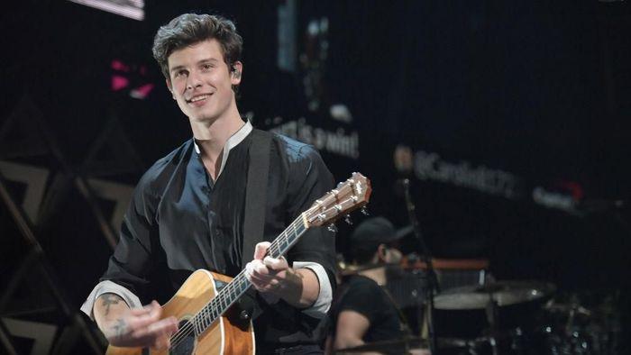 Konser Shawn Mendes di Jakarta