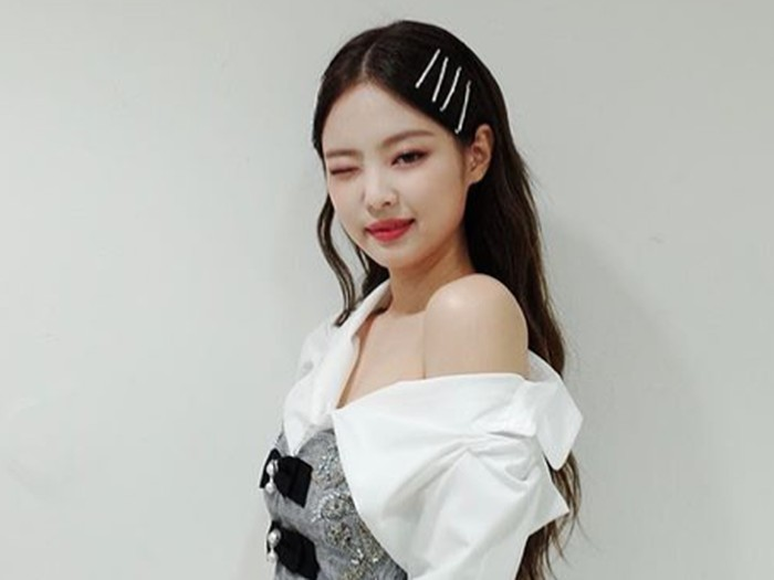 Jennie BLACKPINK.
