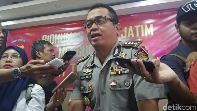 Operasi Lilin Semeru, Polda Jatim Habiskan 11.081 Surat Tilang