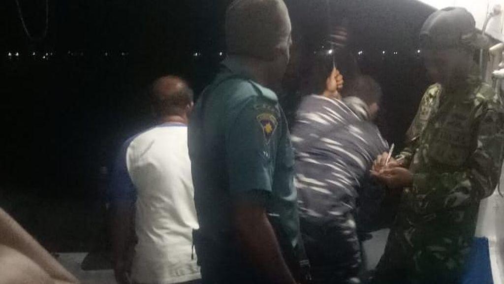 Pencuri Speed Boat Wisata di Raja Ampat Sempat Dikejar TNI AL