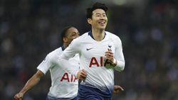 Absen Lawan Ajax, Son: Pikir Positif Saja ke Tottenham