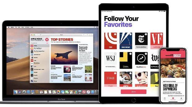 Penjualan iPhone Lesu, Apple Jadikan Apple News Berbayar