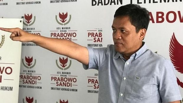 Tim Jokowi soal Prabowo Unggul 3-0 di Debat Pertama: Habiburokhman Mimpi