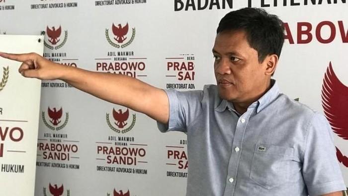Ketua DPP Gerindra Habiburokhman