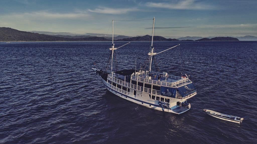 Ada 15 Turis Saat Kejadian Pencurian Kapal di Raja Ampat