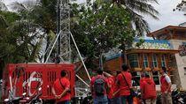 Telkomsel Beri Kompensasi pada Korban Mati Listrik
