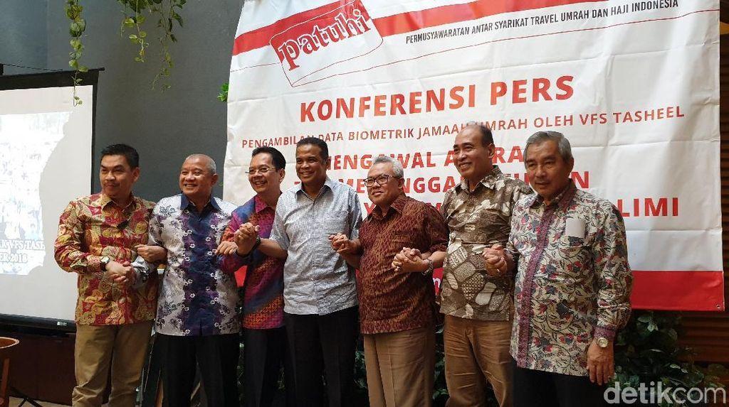 Masalah Biometrik Untuk Umrah, Pihak Travel Akan Mengadu ke Jokowi