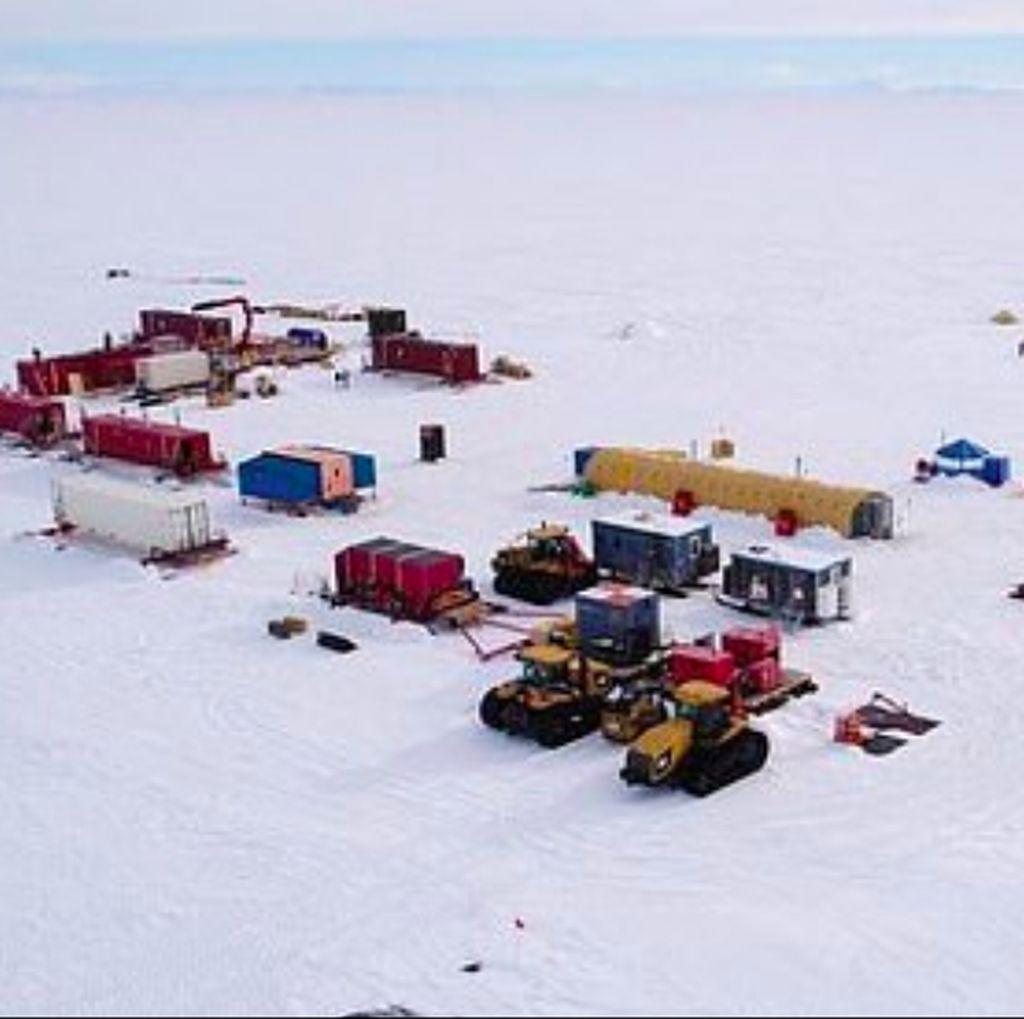 Ilmuwan Temukan Tanda Kehidupan di Danau Misterius Antartika