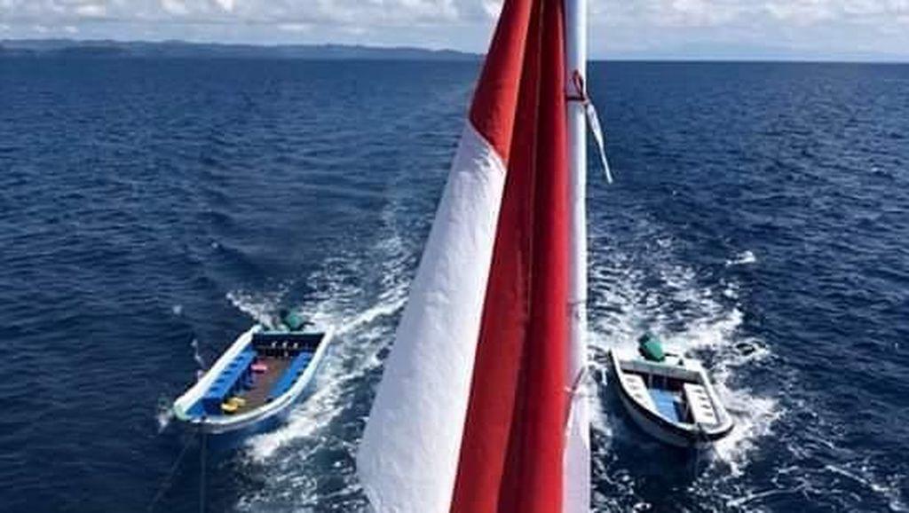 Pencurian Kapal Wisata di Raja Ampat, Kerugian Ditaksir Rp 500 Juta