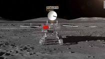 China Sukses Daratkan Kendaraan Luar Angkasa di Sisi Gelap Bulan