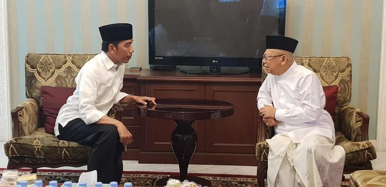 Jelang Debat Perdana, Maruf Akan Gelar Simulasi Bareng Jokowi