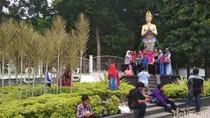 Foto: Liburan Murah di Kediri, Ayo ke Gua Selomangleng