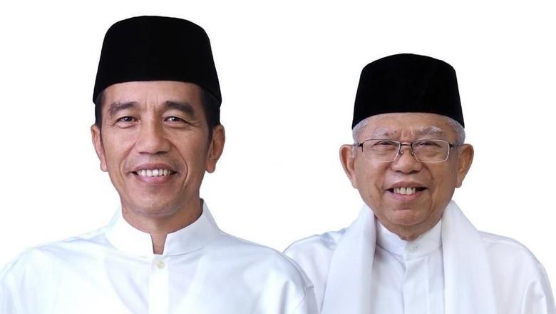 Jokowi Unggul 20% dari Prabowo, Timses Gembira