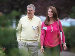Meski Kaya Raya, Bill Gates dan Istri Masih Cuci Piring Bersama Setiap Malam