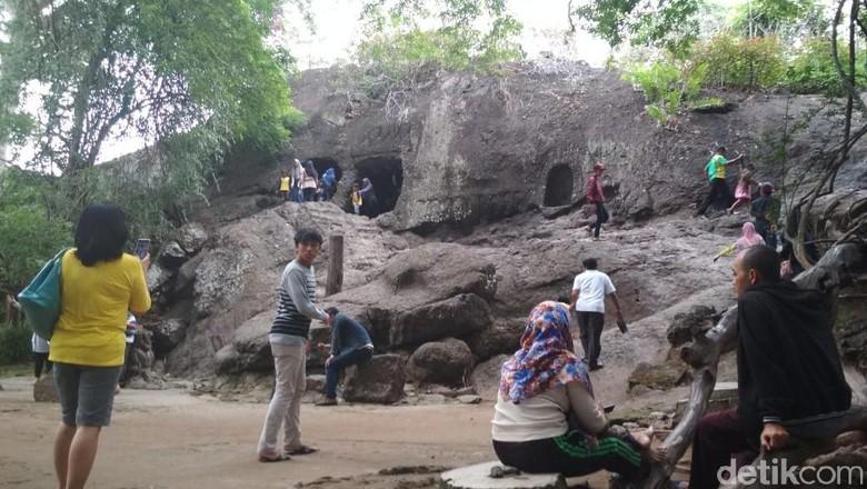 Gua Selomangleng di Kediri (Andhika Dwi/detikTravel)