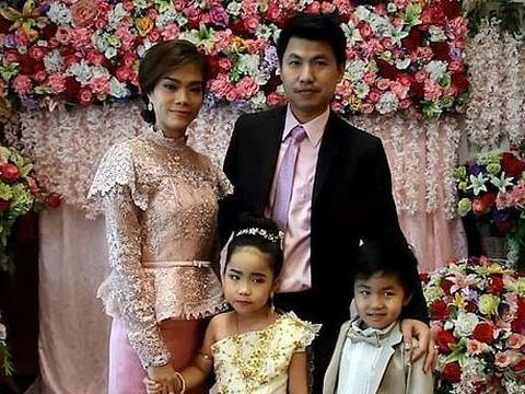 Bocah kembar dinikahkan orangtuanya demi menangkal nasib sial
