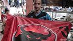 Berkah Perajin Bendera Partai di Tahun Politik