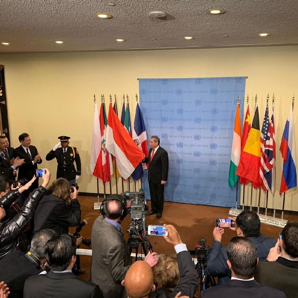 Indonesia Kecam Langkah Israel Tutup Misi Pengawas Internasional di Hebron