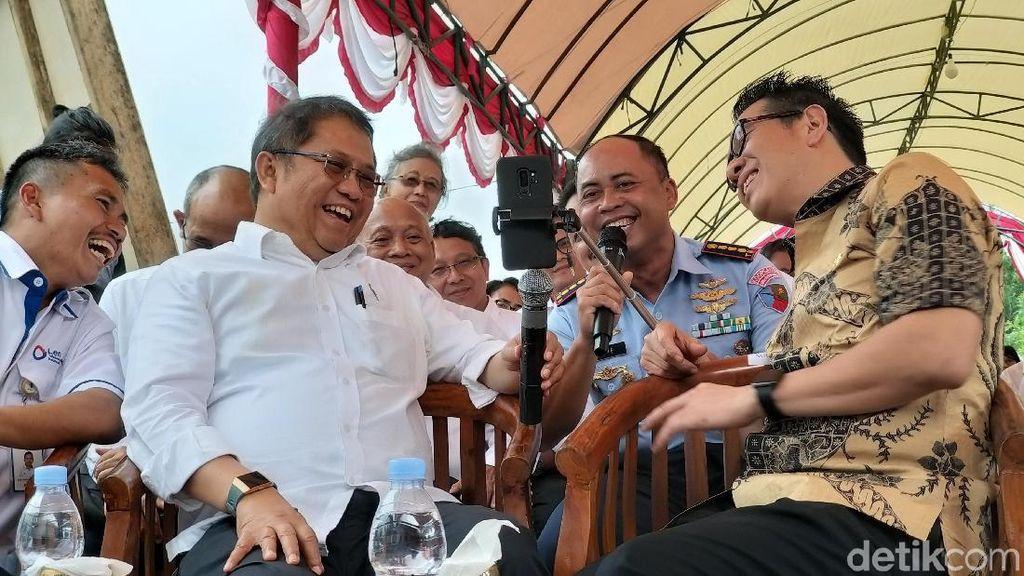 Berkat Internet, Morotai dan Ranai Saling Sapa