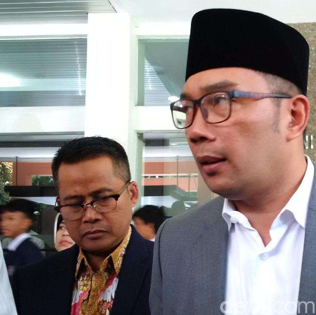 Dewan Pertanyakan Payung Hukum Tim Akselerasi Bentukan Ridwan Kamil