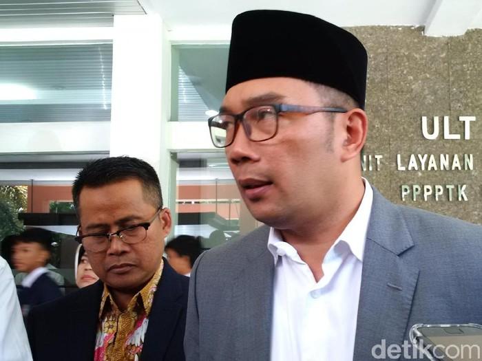 Gubernur Jabar Ridwan Kamil (Foto: Mochamad Solehudin/detikcom)