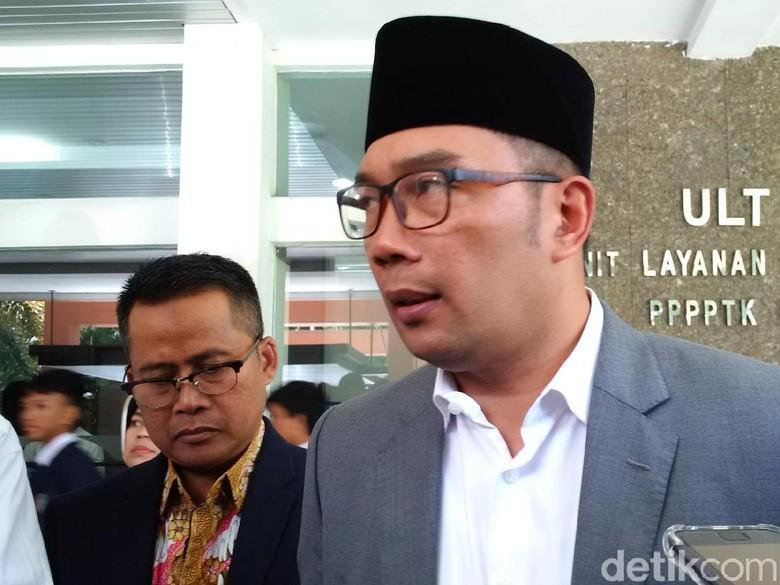 Ridwan Kamil Tagih Dana Rp 600 Miliar untuk Citarum Harum