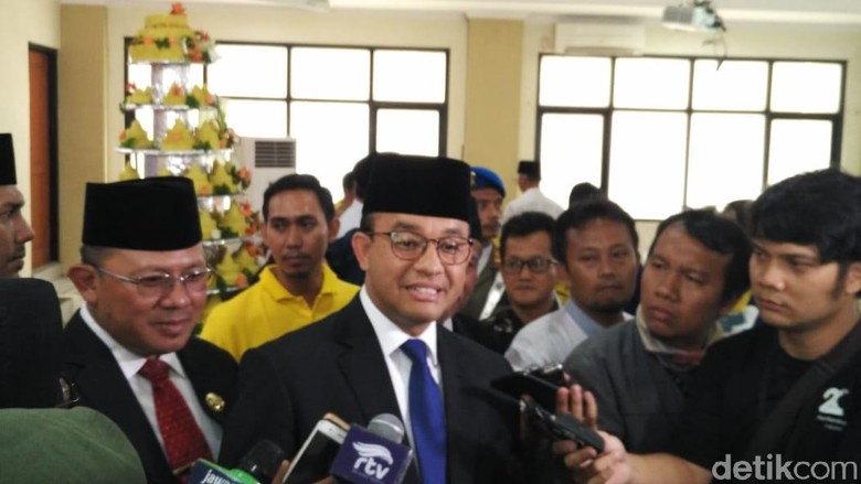 Anies Berharap Fit and Proper Test Cawagub Digelar Bulan Ini
