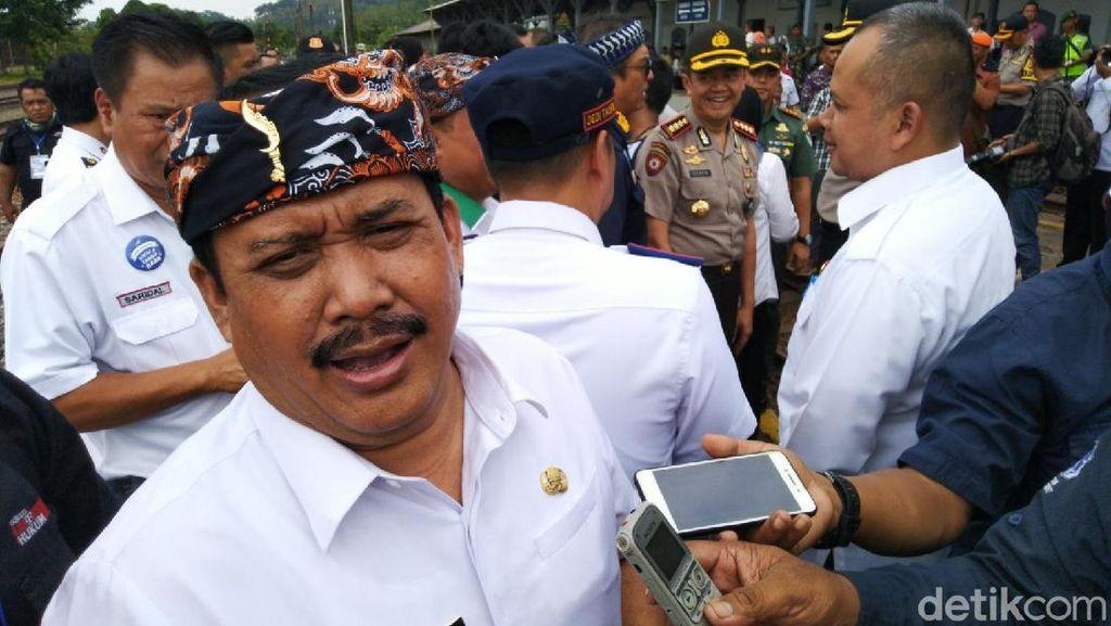 Bupati-Wabup Pangandaran Positif Corona Usai Hadiri Acara di Bandung