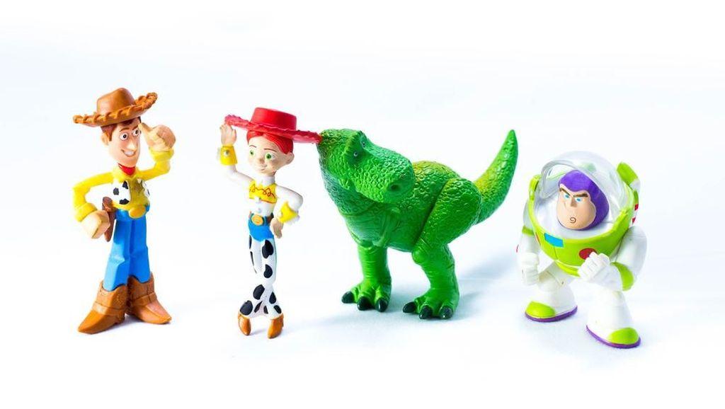 Ada Kamu Karakter Pixar yang Mana? di Aplikasi Grab