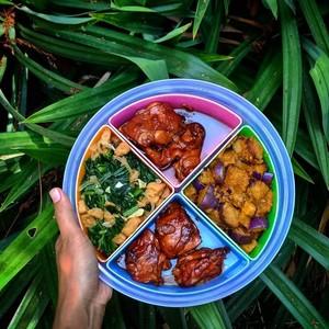 Viral, Cara Mencuci Kotak Bekal Makan yang Efektif Hilangkan Noda