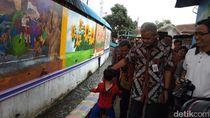 Kampung Preman di Salatiga Itu Kini Jadi Kawasan Mural Mempesona