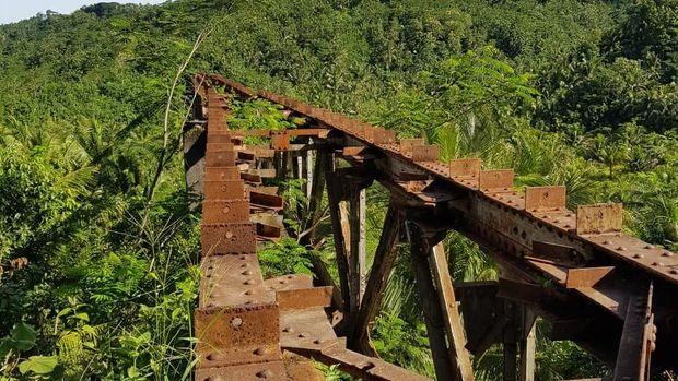 Jalur KA Banjar-Pangandaran-Cijulang