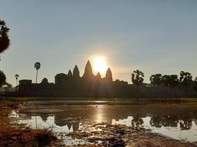 Rahasia yang Tersembunyi di Angkor Wat Kamboja