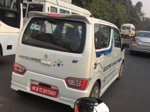 Suzuki Karimun Wagon R Listrik