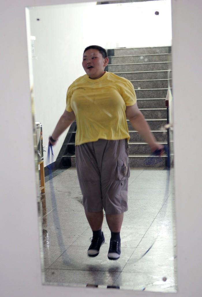 Perlahan jerih payahnya mulai terlihat. (Foto: China Photos/Getty Images)