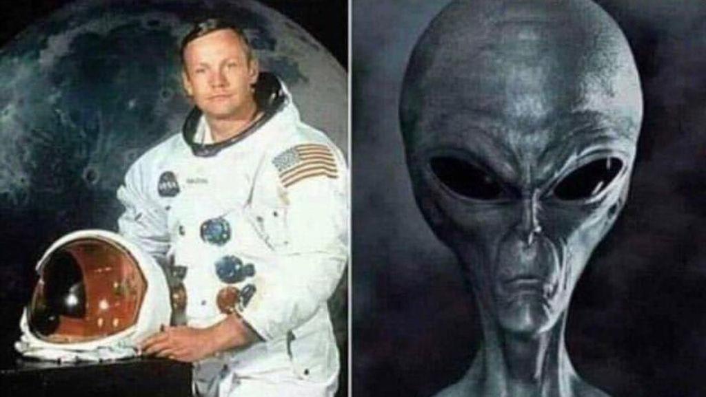 Sebut Neil Armstrong Alien, Elon Musk Kena Bully Netizen