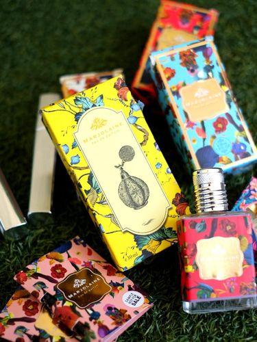 Mengenal Marjolaine, Produk Parfum Lokal Bergaya Vintage
