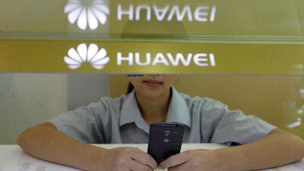 Berbuntut Pidana, Ini Awal Mula Perseteruan Huawei vs AS