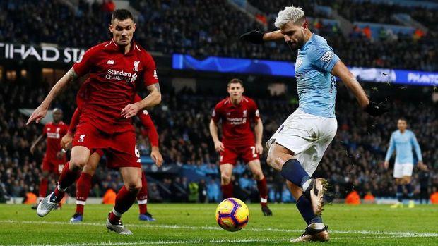 Pekan terakhir jadi penentu gelar antara Manchester City dan Liverpool.