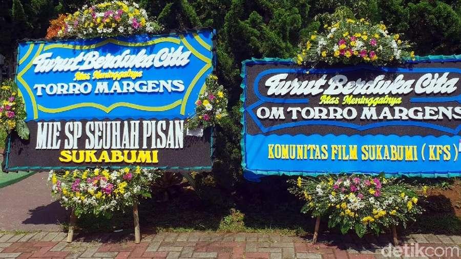 Suasana Rumah Duka Torro Margens di Sukabumi