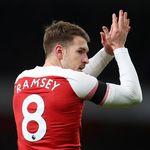 Tak Sanggupi Kenaikan Gaji, Arsenal Terpaksa Lepas Ramsey