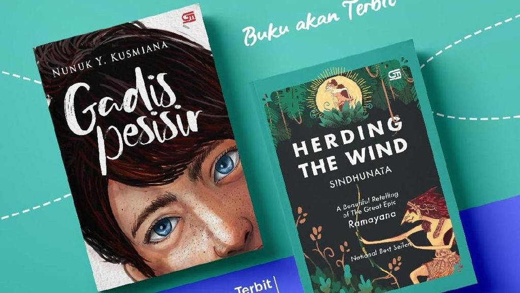Novel Gadis Pesisir Karya Nunuk Y.Kusmiana Terbit 7 Januari