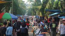 Weekend di Lembang, Asyiknya Datang ke Pasar Ini