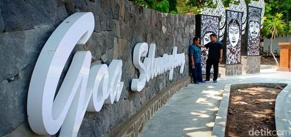 Gua Selomangleng diyakini sebagai tempat pertapaan Dewi Kili Suci alias Sanggramawijaya Tungga Dewi, Putri Mahkota Raja Airlangga, Kerajaan Kahuripan (Istimewa)